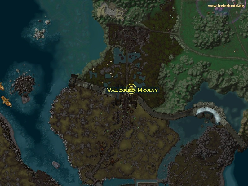 Valdred Moray (Valdred Moray) Monster WoW World of Warcraft