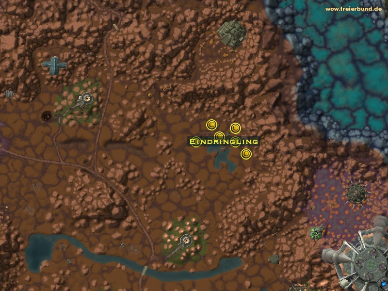 Eindringling (Interloper) Monster WoW World of Warcraft