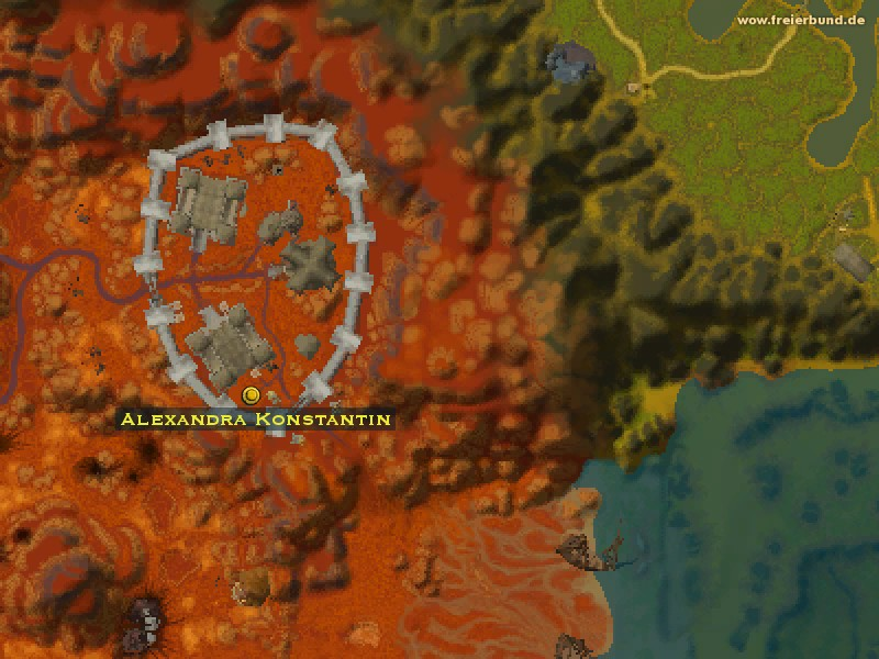 how to get to nethergarde keep from stormwind