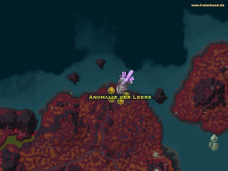 Anomalie der Leere (Void Anomaly) Monster WoW World of Warcraft
