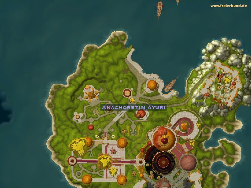 how to get to isle of quel danas