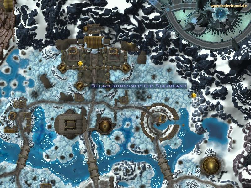 belagerungsmeister starkhand quest nsc map guide freier bund world of warcraft. Black Bedroom Furniture Sets. Home Design Ideas