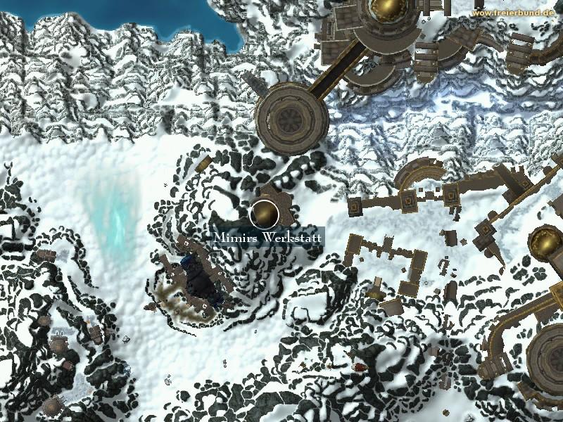 mimirs werkstatt landmark map guide freier bund world of warcraft. Black Bedroom Furniture Sets. Home Design Ideas