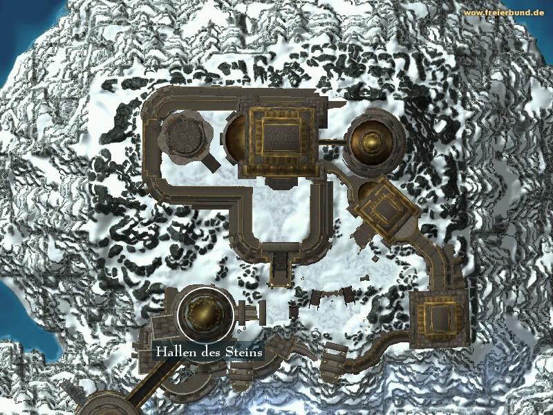 hallen des steins landmark map guide freier bund world of warcraft. Black Bedroom Furniture Sets. Home Design Ideas