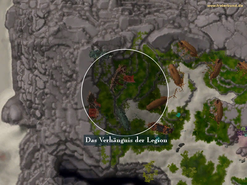 Das Verhängnis der Legion (Legion's Fate) Landmark WoW World of Warcraft