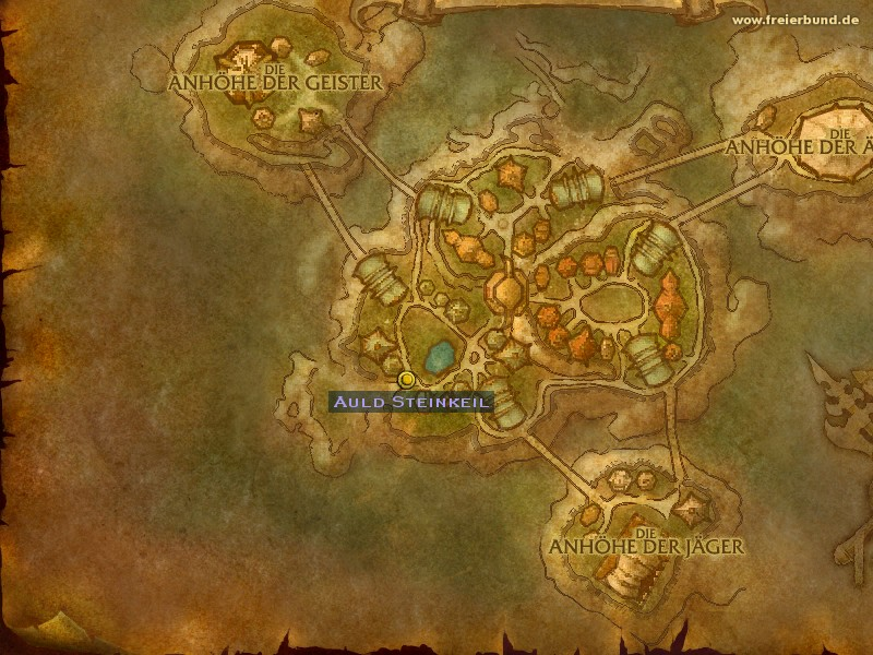 Auld Steinkeil - Quest NSC - Map & Guide - Freier Bund ...