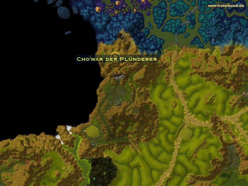 Cho'war der Plünderer (Cho'war the Pillager) Monster WoW World of Warcraft