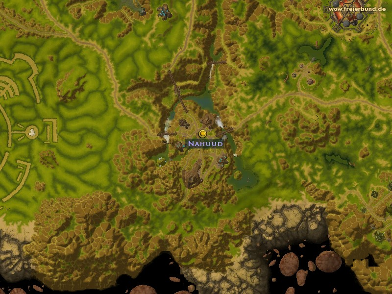 Nahuud (Nahuud) Quest NSC WoW World of Warcraft