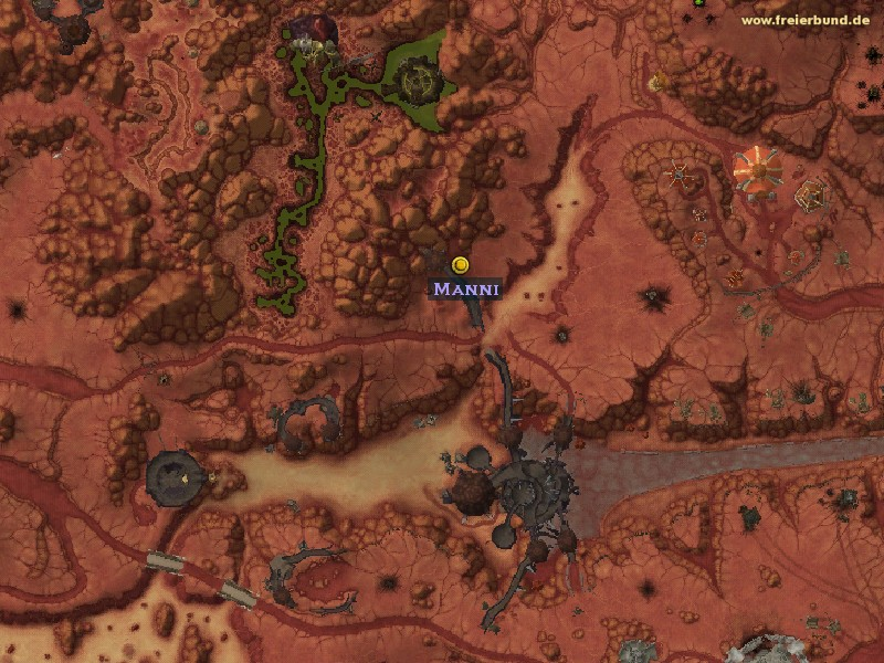 Manni (Manni) Quest NSC WoW World of Warcraft