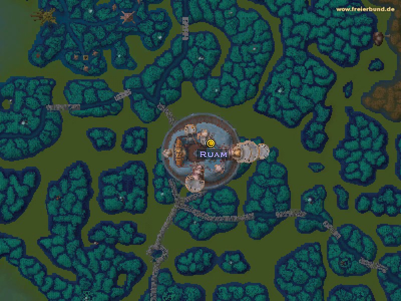 Ruam (Ruam) Quest NSC WoW World of Warcraft