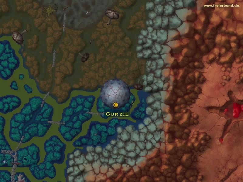 Gur'zil - Händler/Handwerker - Map & Guide - Freier Bund - World of on